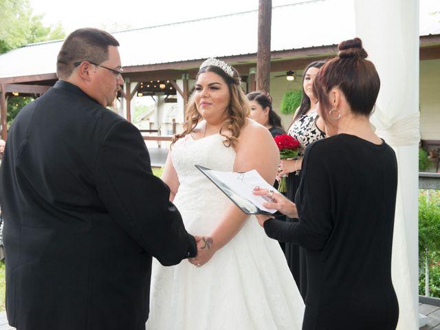 Alejandro and Ashley's Wedding in San Antonio, Texas 17