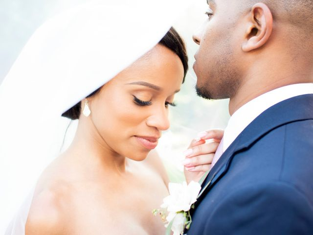 The wedding of Jasmine and Marcellus