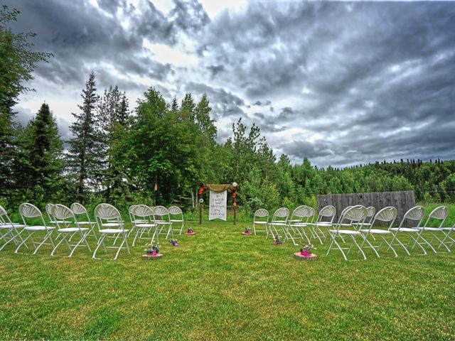 Rob and Kayla's Wedding in Soldotna, Alaska 1