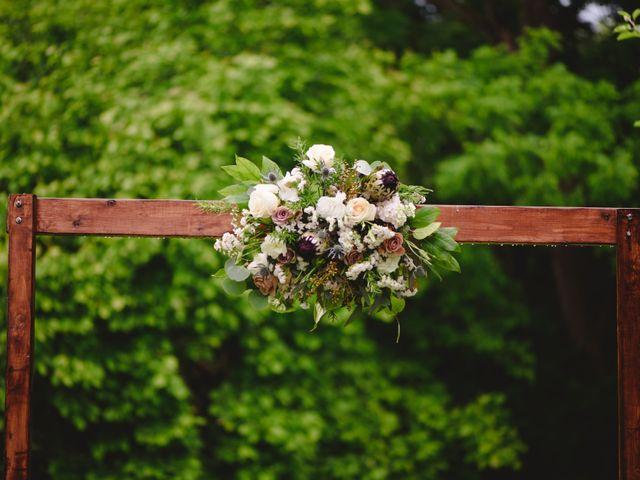Scott and Mary's Wedding in Audubon, Pennsylvania 3