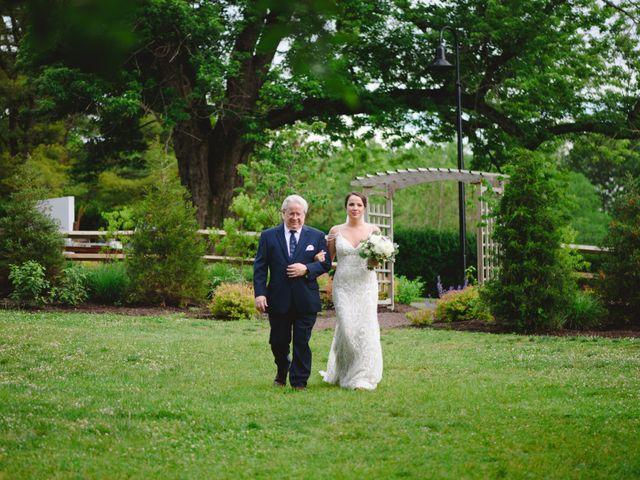Scott and Mary's Wedding in Audubon, Pennsylvania 4