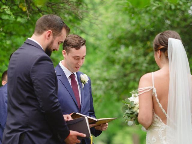 Scott and Mary's Wedding in Audubon, Pennsylvania 5