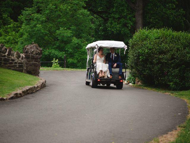 Scott and Mary's Wedding in Audubon, Pennsylvania 6