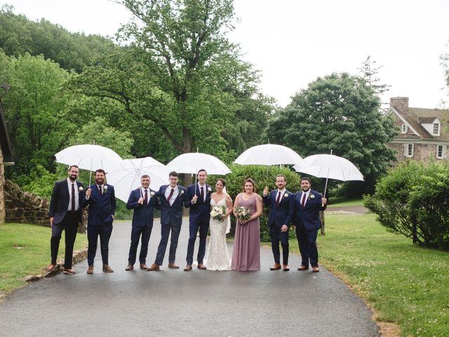 Scott and Mary's Wedding in Audubon, Pennsylvania 13