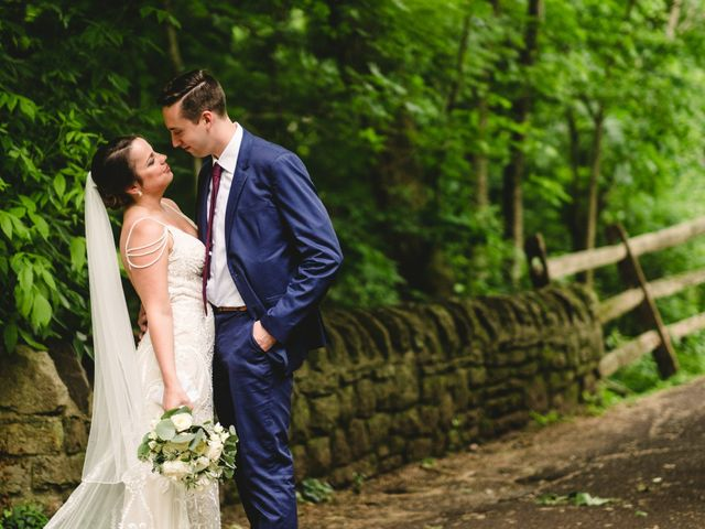 Scott and Mary's Wedding in Audubon, Pennsylvania 14