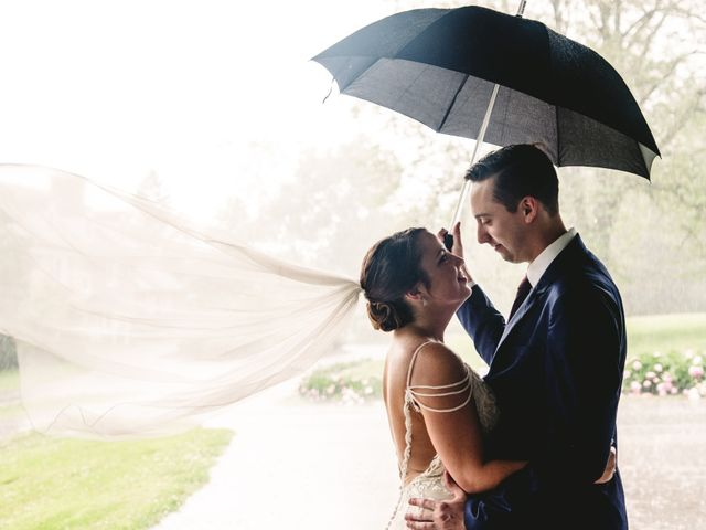 Scott and Mary's Wedding in Audubon, Pennsylvania 15
