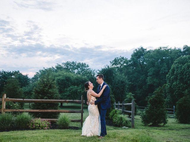 Scott and Mary's Wedding in Audubon, Pennsylvania 16