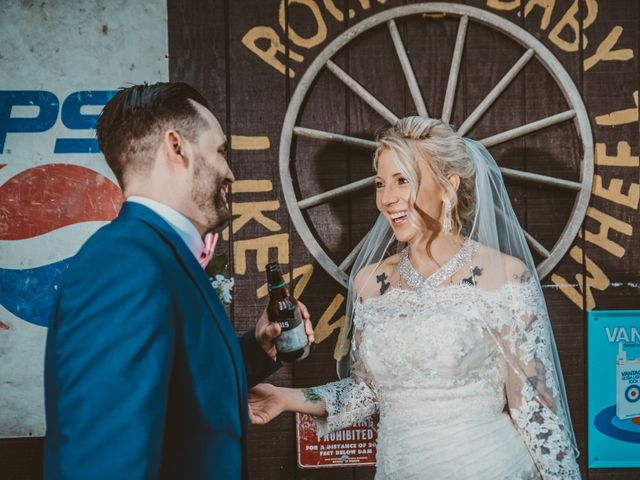 Brandon and Natalie's Wedding in Glenmont, Ohio 1