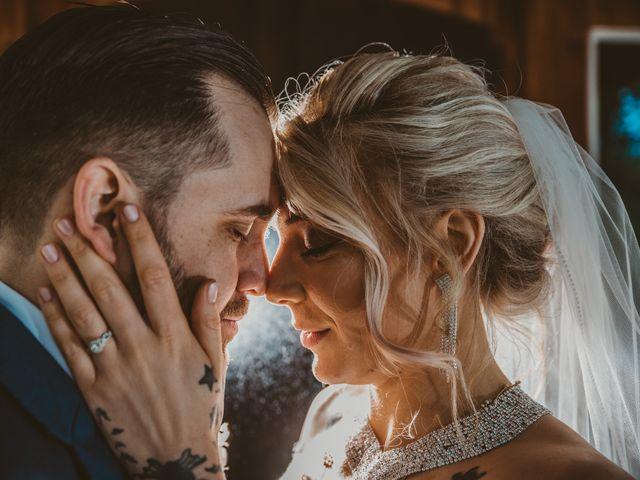 Brandon and Natalie's Wedding in Glenmont, Ohio 2