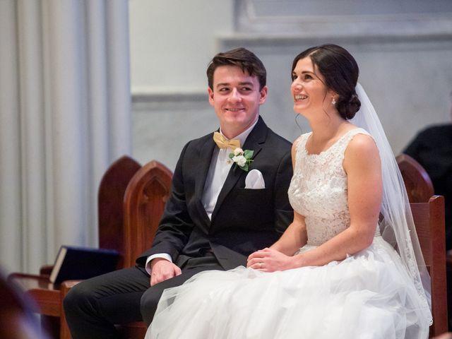 Matt and Maggie's Wedding in Philadelphia, Pennsylvania 8