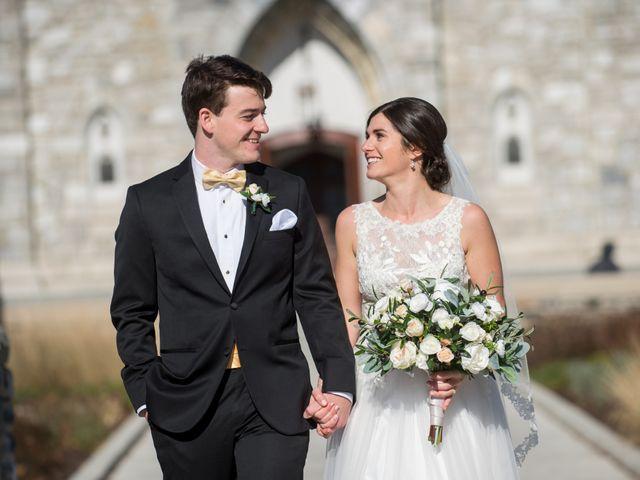 Matt and Maggie's Wedding in Philadelphia, Pennsylvania 13