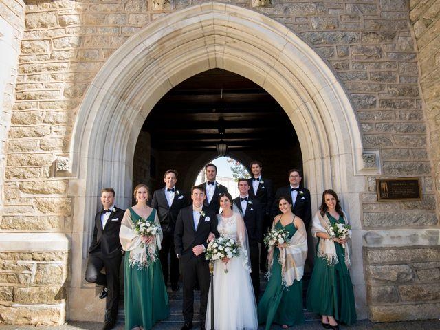 Matt and Maggie's Wedding in Philadelphia, Pennsylvania 15