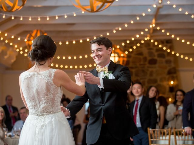 Matt and Maggie's Wedding in Philadelphia, Pennsylvania 41