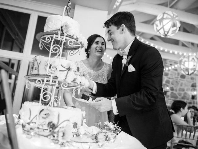 Matt and Maggie's Wedding in Philadelphia, Pennsylvania 49