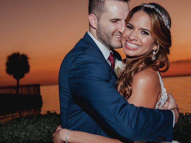 Jonathan and Sharlym's Wedding in Miami, Florida 12