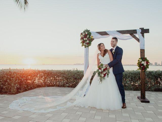 Jonathan and Sharlym's Wedding in Miami, Florida 15