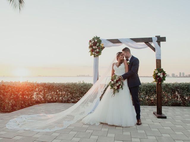 Jonathan and Sharlym's Wedding in Miami, Florida 16