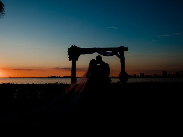 Jonathan and Sharlym's Wedding in Miami, Florida 17