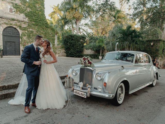 Jonathan and Sharlym's Wedding in Miami, Florida 19