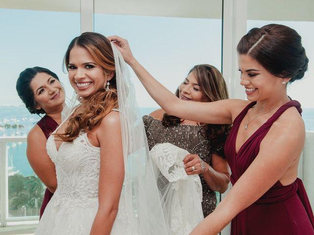 Jonathan and Sharlym's Wedding in Miami, Florida 53