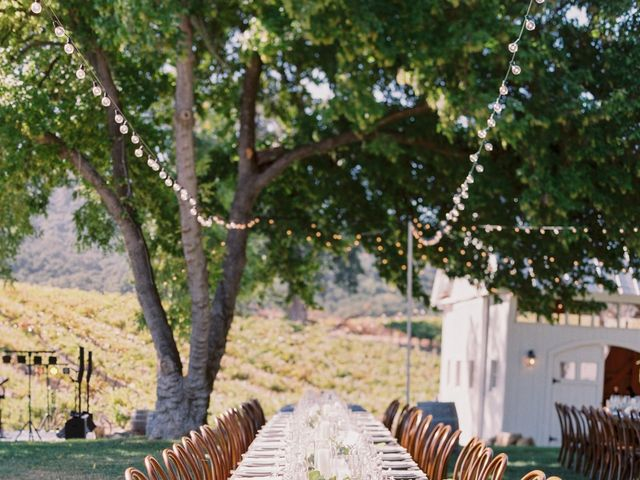 Tom and Molly's Wedding in Paso Robles, California 23