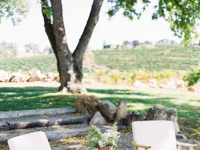 Tom and Molly's Wedding in Paso Robles, California 30