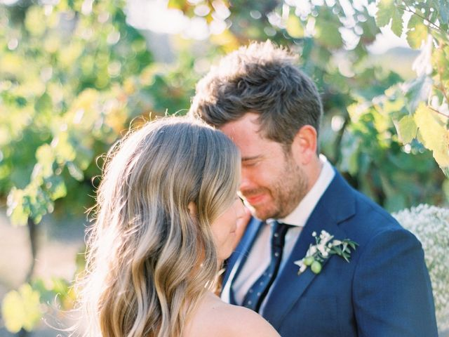 Tom and Molly's Wedding in Paso Robles, California 44