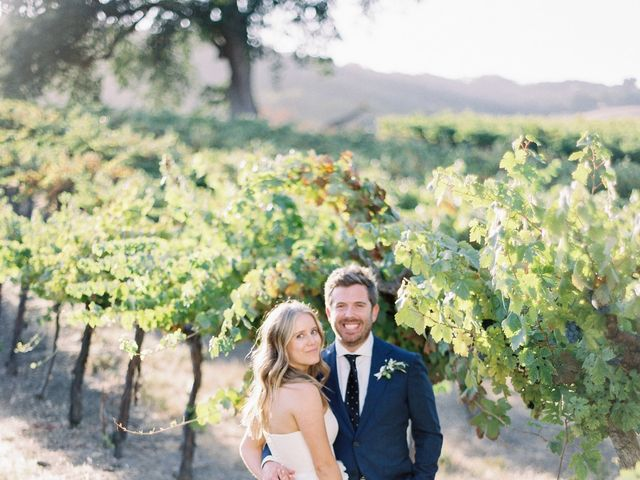 Tom and Molly's Wedding in Paso Robles, California 46
