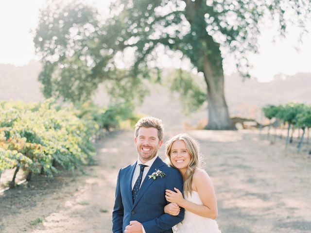 Tom and Molly's Wedding in Paso Robles, California 49