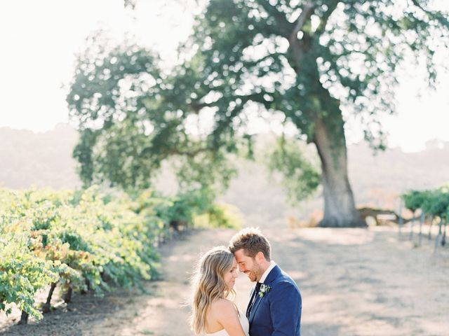 Tom and Molly's Wedding in Paso Robles, California 50