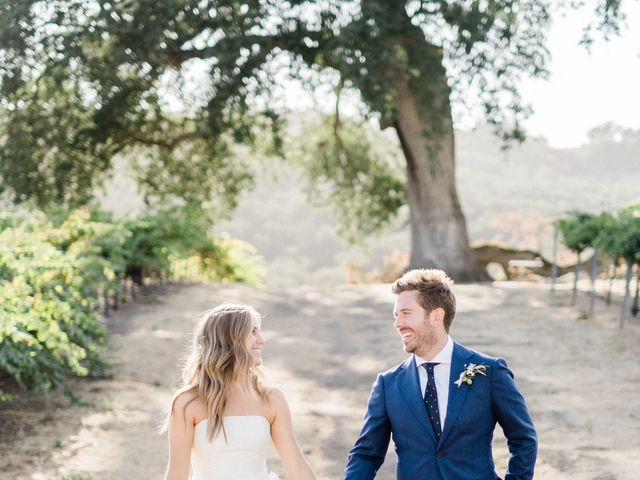 Tom and Molly's Wedding in Paso Robles, California 51