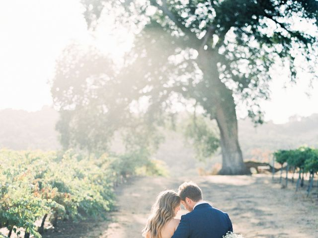 Tom and Molly's Wedding in Paso Robles, California 52