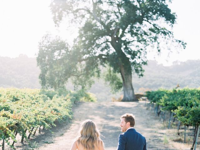 Tom and Molly's Wedding in Paso Robles, California 53