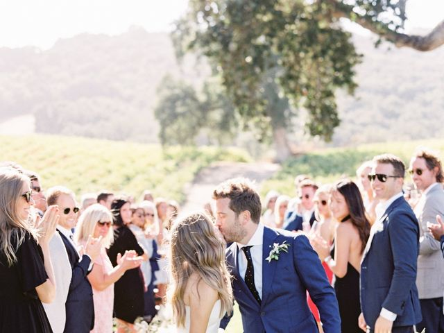 Tom and Molly's Wedding in Paso Robles, California 54