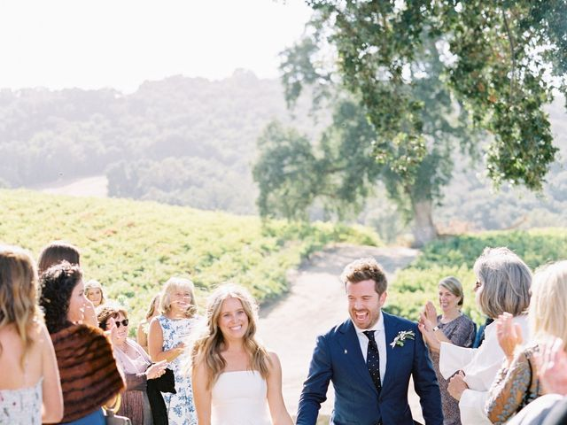 Tom and Molly's Wedding in Paso Robles, California 55
