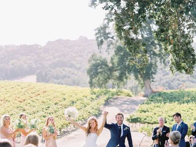 Tom and Molly's Wedding in Paso Robles, California 56