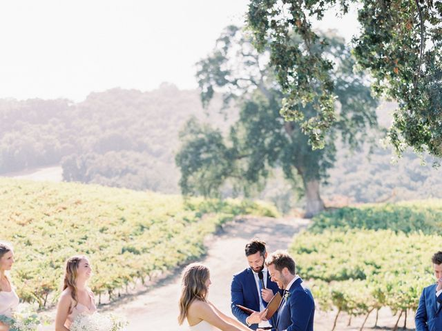 Tom and Molly's Wedding in Paso Robles, California 58