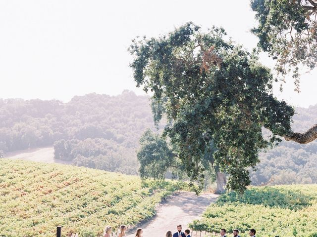 Tom and Molly's Wedding in Paso Robles, California 59