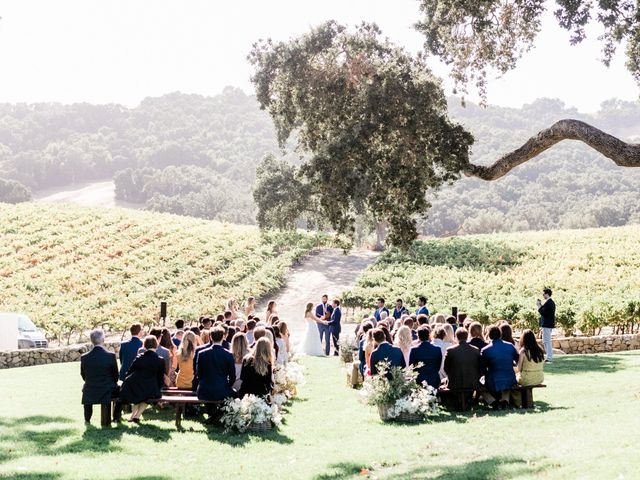 Tom and Molly's Wedding in Paso Robles, California 60