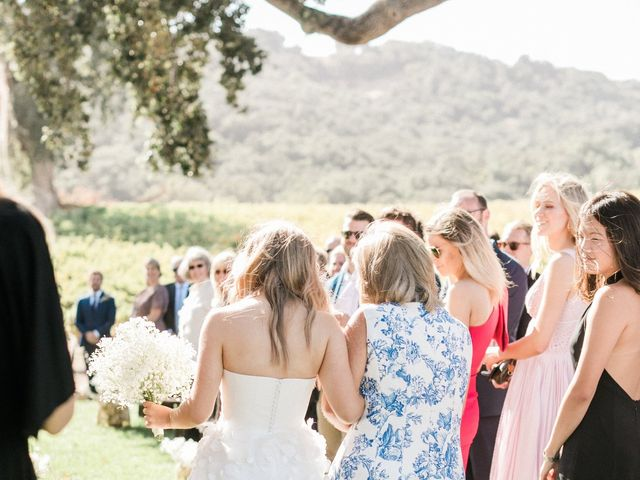 Tom and Molly's Wedding in Paso Robles, California 64