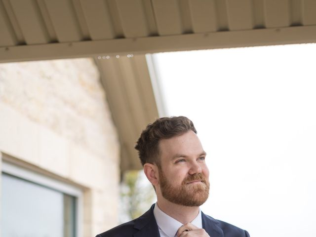 Logan and Chris's Wedding in Cranfills Gap, Texas 4