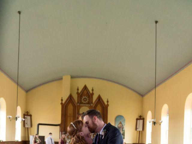 Logan and Chris's Wedding in Cranfills Gap, Texas 7
