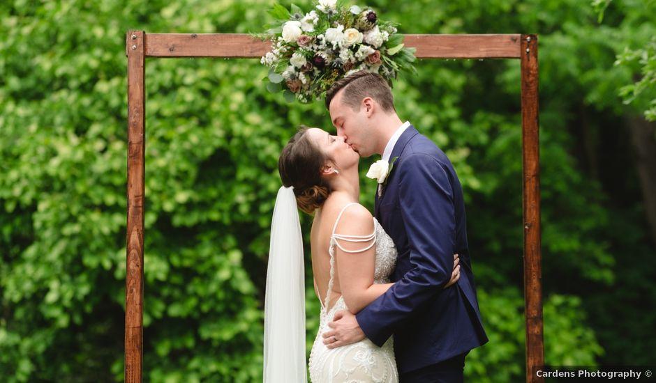 Scott and Mary's Wedding in Audubon, Pennsylvania