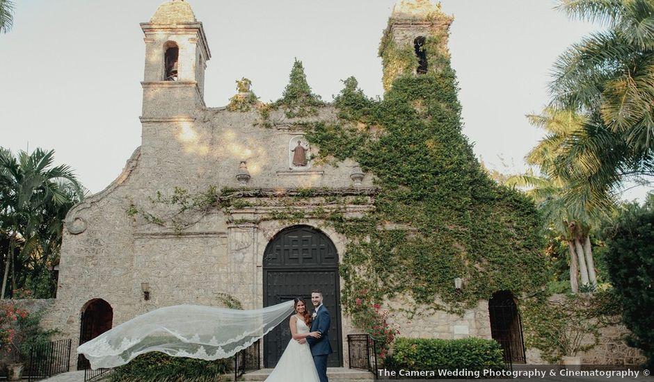 Jonathan and Sharlym's Wedding in Miami, Florida