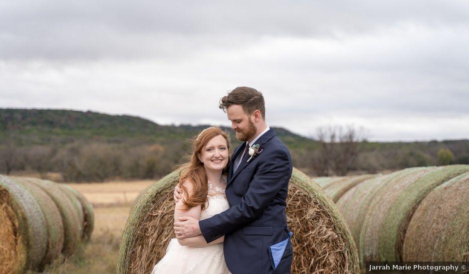 Logan and Chris's Wedding in Cranfills Gap, Texas