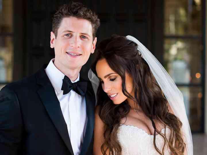 The wedding of Derek and Lisa