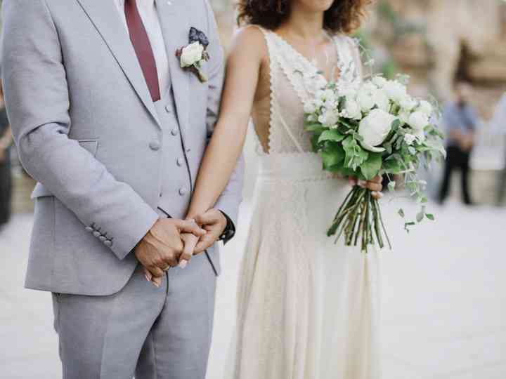 The wedding of Katerina and Christos