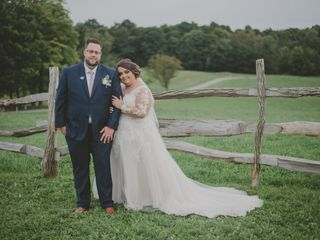 The wedding of Katee McCarthy and Josh McCarthy