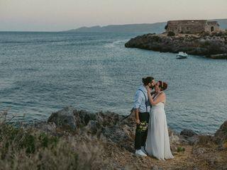 The wedding of Natasha and Bill