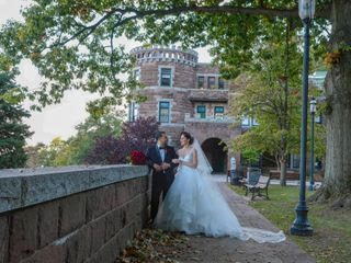 Ray and Stephanie's Wedding in Verona, New Jersey 3